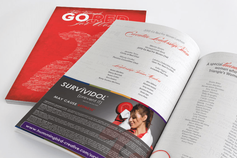 Go Red for Women Catalog