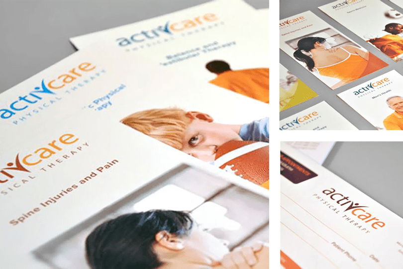 Activcare Physical Therapy flyer