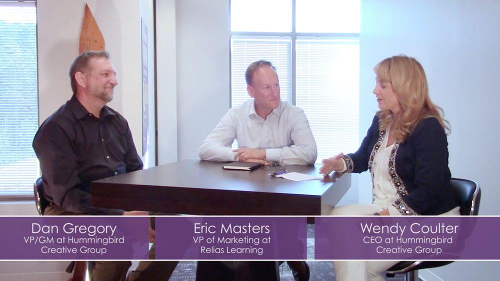 Eric Masters Branding Hurdles Interview - Hummingbird Creative Group