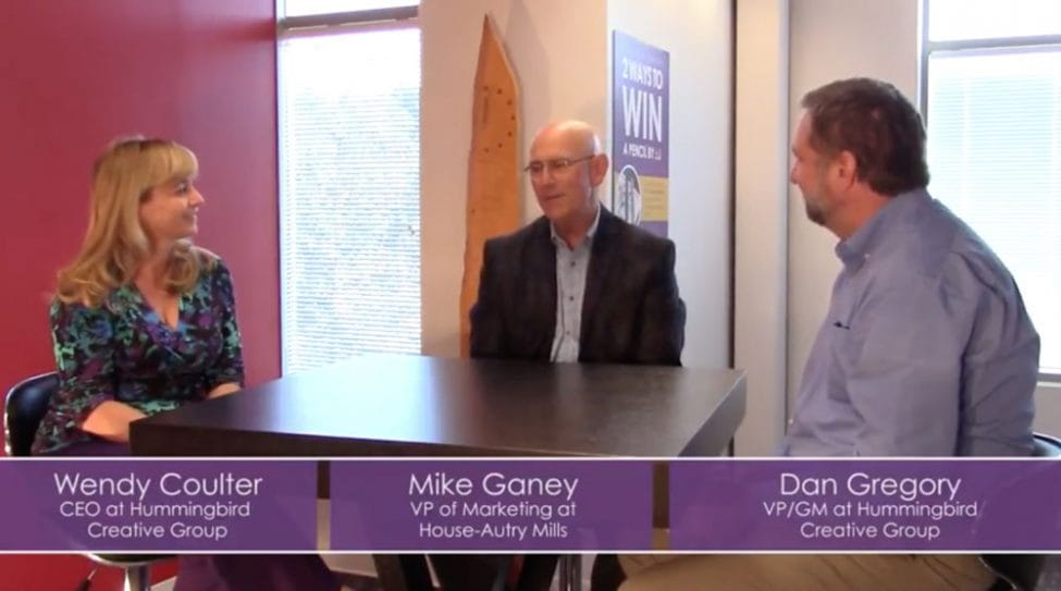 Mike Ganey Branding Hurdles Interview - Hummingbird Creative Group