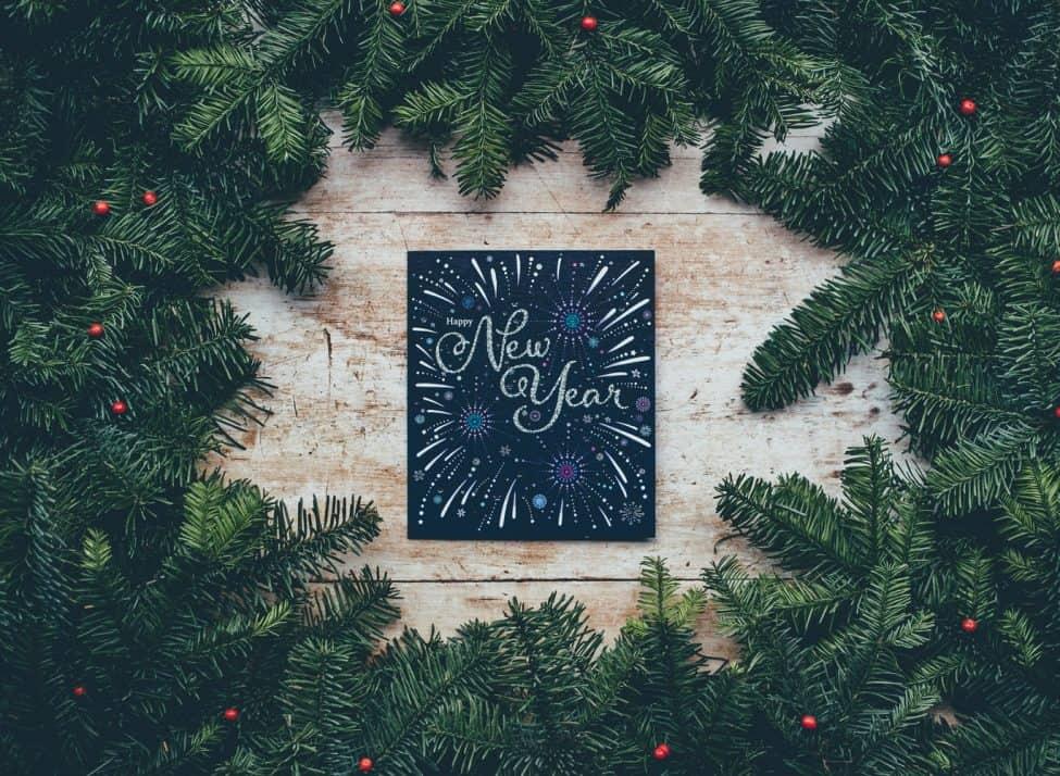 New Year marketing resolutions 2018 - hummingbird creative group