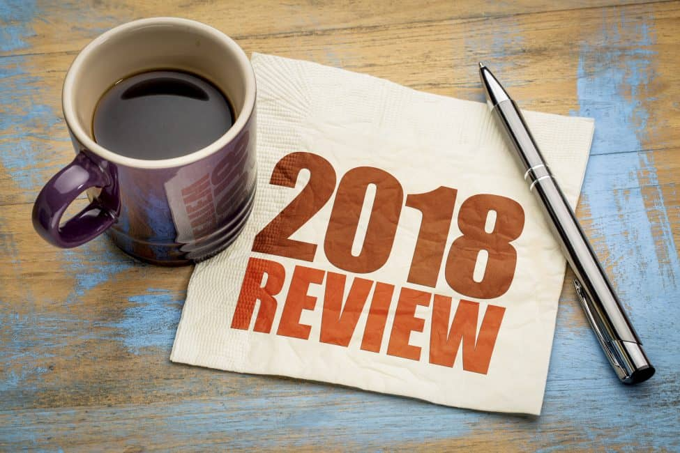 marketing year in review