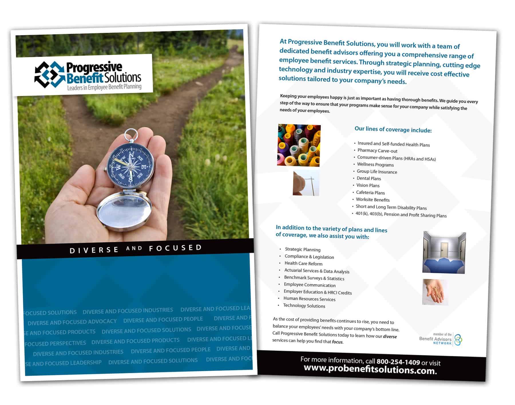 Progressive Benefit Solutions Flyer