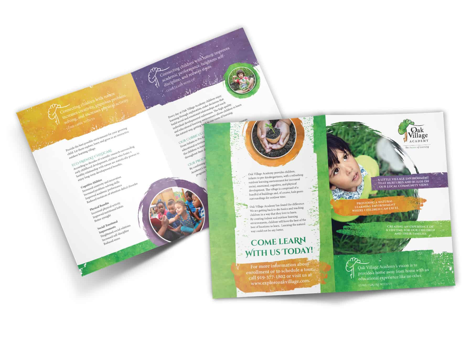 Oak Village Brochure