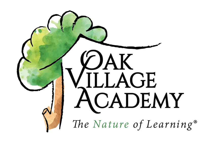 Oak Village Academy Logo