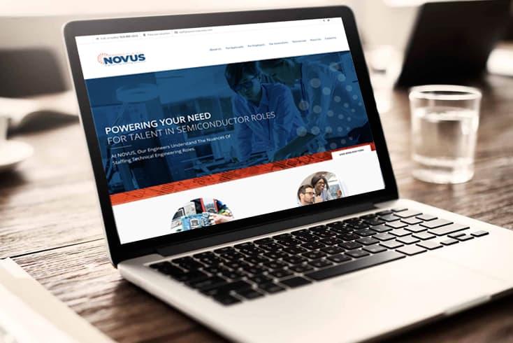 Novus Web