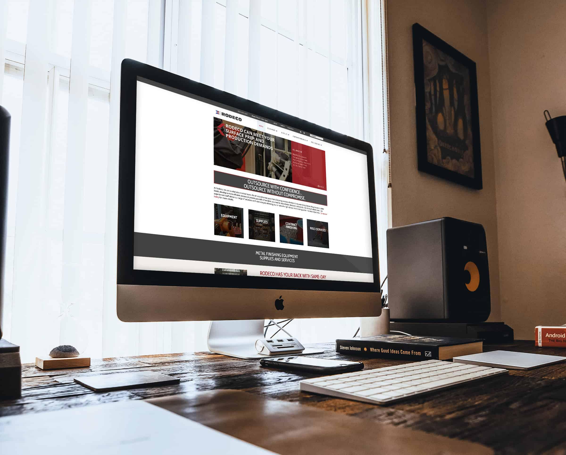 Rodeco Website