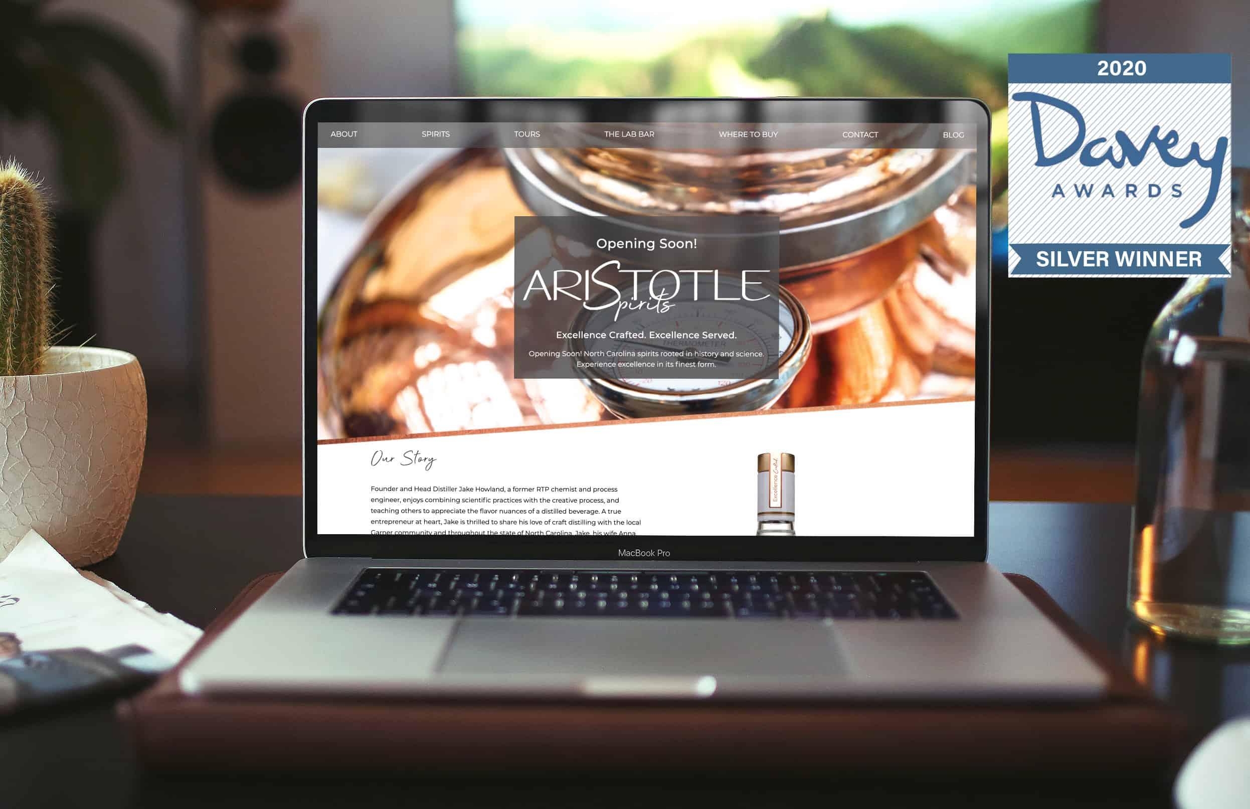 Aristotle Spirits Website