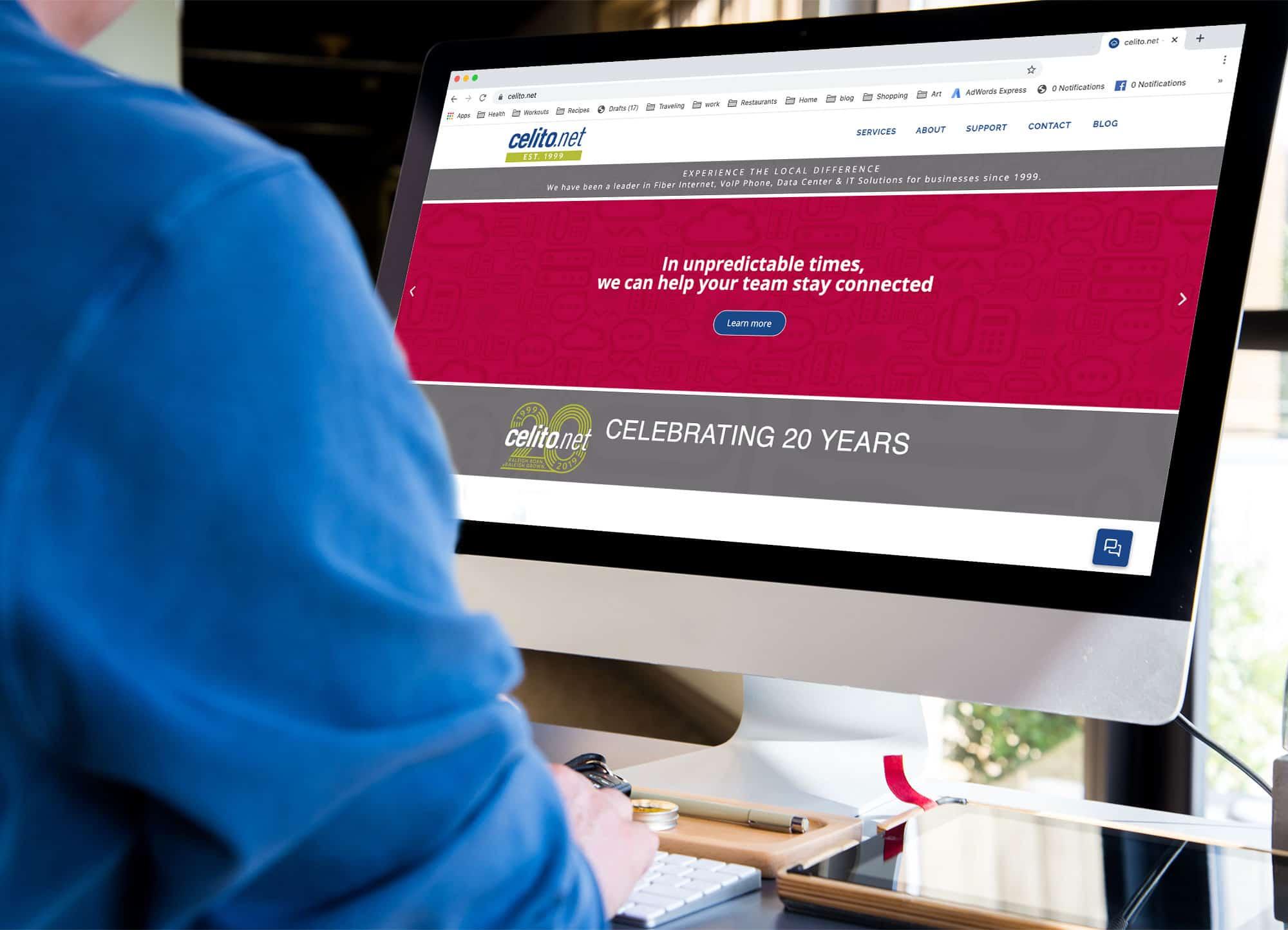 Celito Website