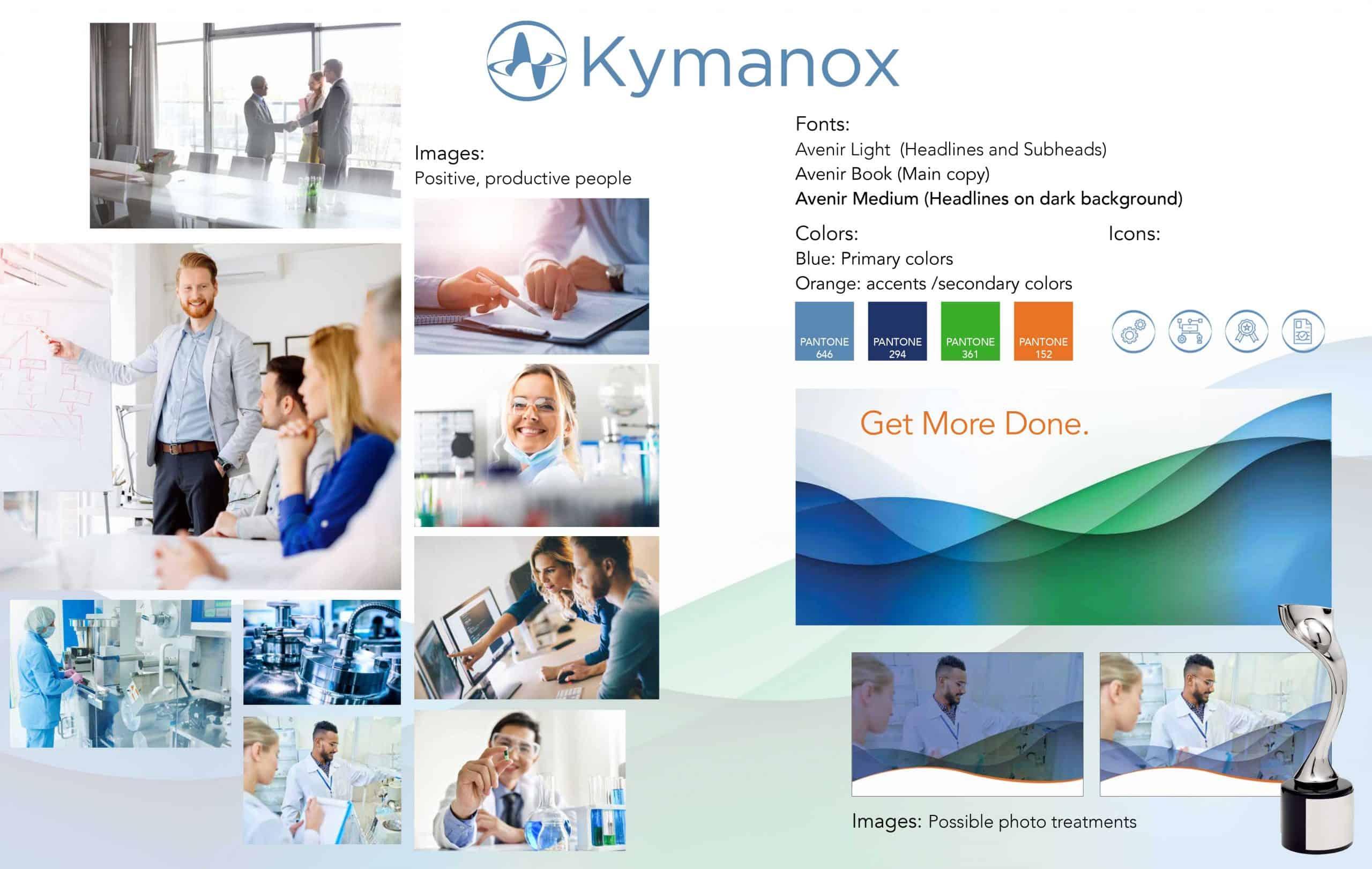 Kymanox Branding