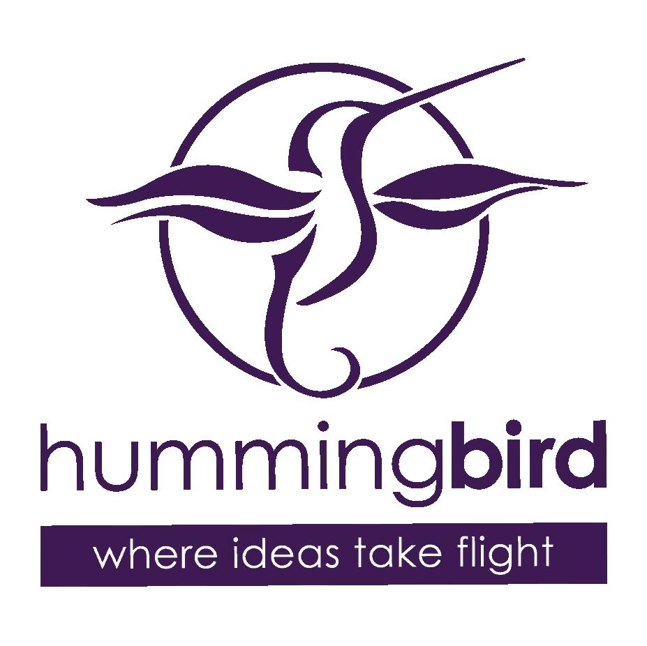 Hummingbird Creative Logo